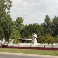 Памятник односельчанам, погибшим в годы ВОВ