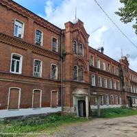 """Старинный дом на ул. Советская - """"рабочая казарма"""" Саввы Морозова"""