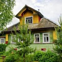 Деревня Корницы.