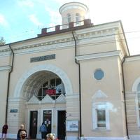 Железнодорожная станция Каменская.