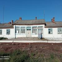 Старая железнодорожная станция