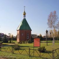Спасская часовня в Дубровке