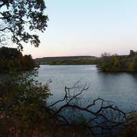 Кошарское водохранилище.