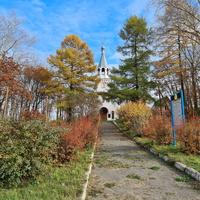 Павловское, Георгиевская церковь