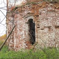 Апсида Троицкой церкви