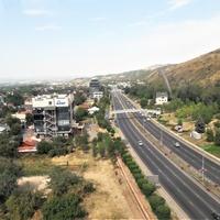 Алматы. Кольцевая дорога