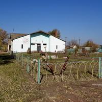 Детская игровая площадка у Дома культуры