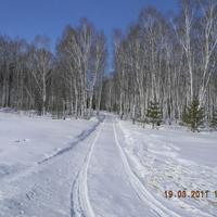 Зимушка ,зима в Шимановске
