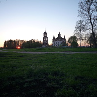 Село Бежицы-бывшая столица Бежецкого Верха.