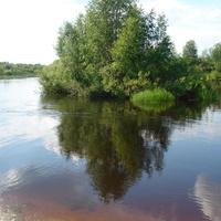река Ирва