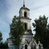 Село Поречье. Церковь Святой Троицы. 2009 г.