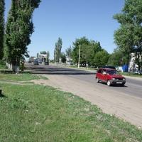 Улица Советская в Новохопёрске