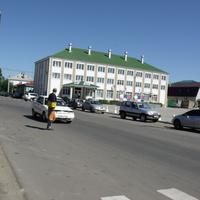 Городская площадь в Новохопёрске