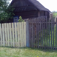 дом д. Залужье