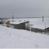 Гребенево зимой