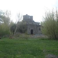 Разрушенная церковь в Беловежах Первых