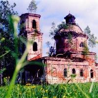Серафимовка храм.