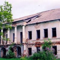 Усадьба в Кировском.