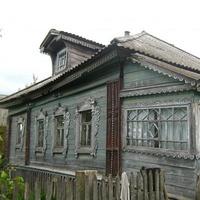 Дом Леушкиных