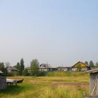моя деревенька Усть-Низемье