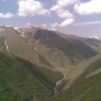 Красота наших гор.