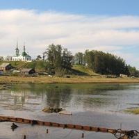 Югра. Берёзово. Православный храм