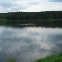 Тишина не озере