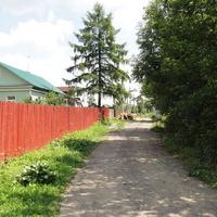 Малино - Пионерский переулок