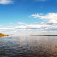 Западная Сибирь. Югра. Речные просторы.
