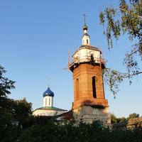 Православный храм в Малино