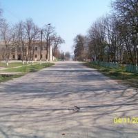 Таганчанская  центральная улица
