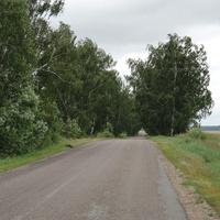 Деревня Ивановское