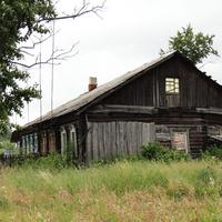Старый дом в Шугарово