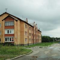 Новый дом в Шугарово