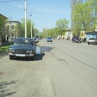 Улица к ЦПКиО в г.Борисоглебске