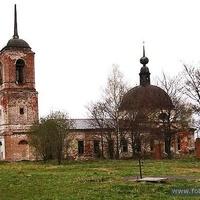Церковь в с.Жайск Вачского р-на.