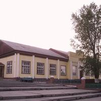 Станция Ивдель. Вокзал.