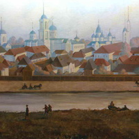 Панорама старого Нежина