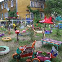Двор по проспекту Ленинградскому