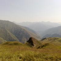 Вид на кукольную гору с.Ретлоб