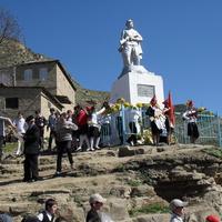 памятник в Зубанчах