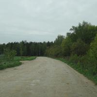 Дорога на Малино