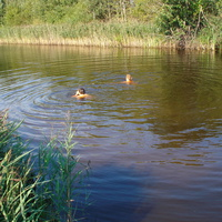 Холодное озерцо в Кувечино