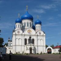 церковь в Рогачеве Дмитровского Района
