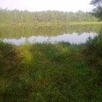 озеро подты