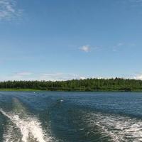Югра. Река Ляпин. Пувлохи