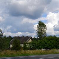 Липовая Гора . Август 2011.
