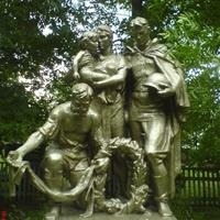 памятник в д. Новое Село
