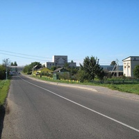 Улицы д. Першаи