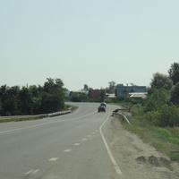 Шоссе в Андреевке